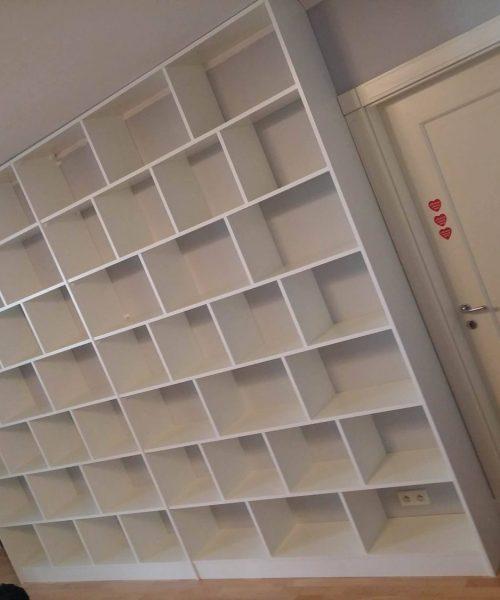 biblioteka na zamówienie Warszawa
