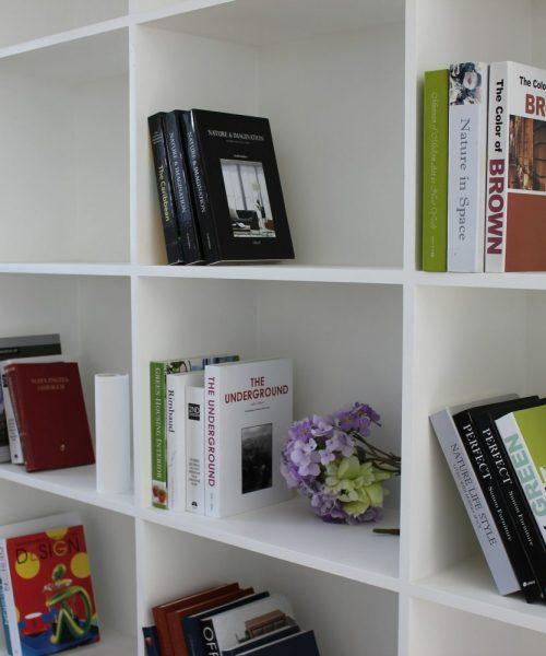 biblioteka na zamówienie Warszawa q