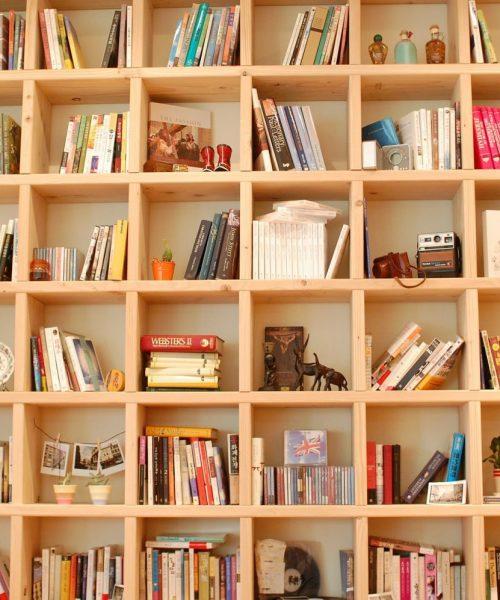biblioteka na zamówienie Warszawa q4