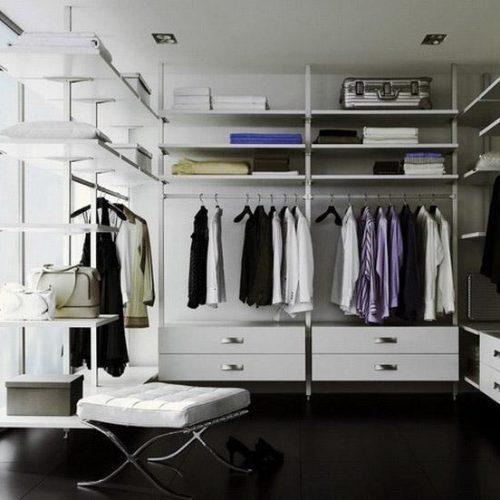 garderoba na zamówienie drążkowa 3