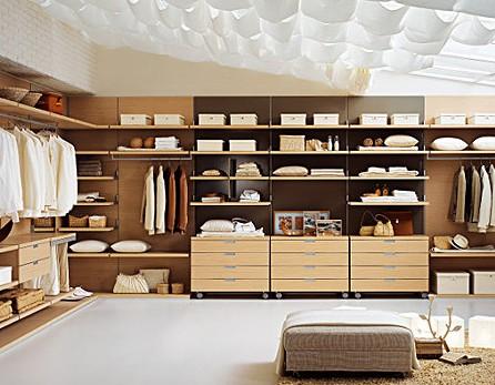 garderoby na zamówienie konstrukcja płytowa 10