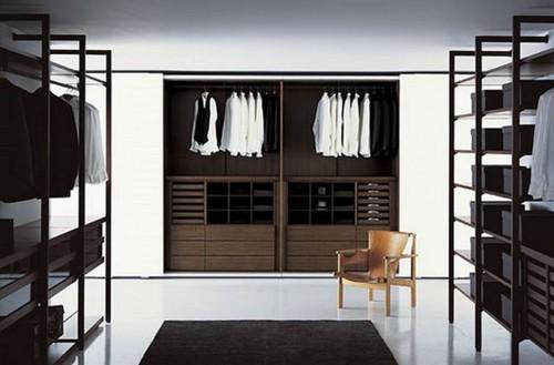 garderoby na zamówienie konstrukcja płytowa 12