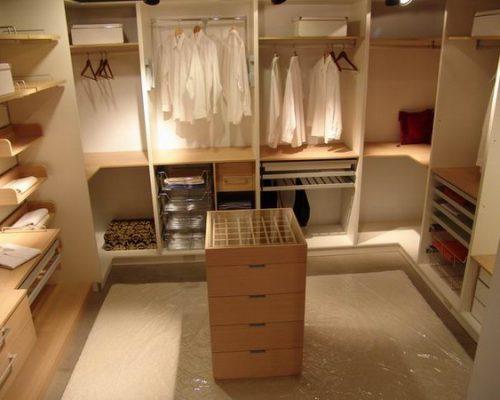 garderoby na zamówienie konstrukcja płytowa 5