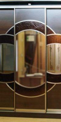 szafa na wymiar płyta z lustrem